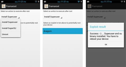 How To Root Andromax C With Framaroot