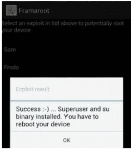 How to Root Android Using Framaroot