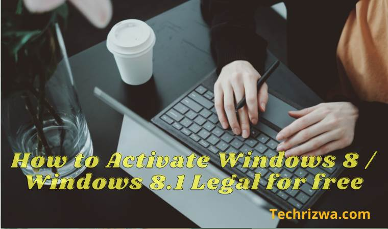How to Activate Windows 8  Windows 8.1 Legal for free
