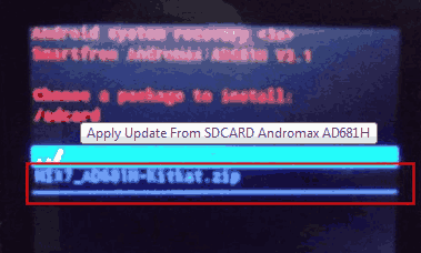 ¥How to Flash Andromax G2 Without PC