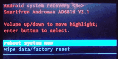 How to Flash Andromax G2 Without PC