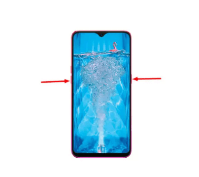 How to Flash OPPO F9 Using SD Card