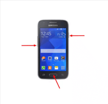 How to Flash Samsung Galaxy Ace 3 GT-S7270 using Odin