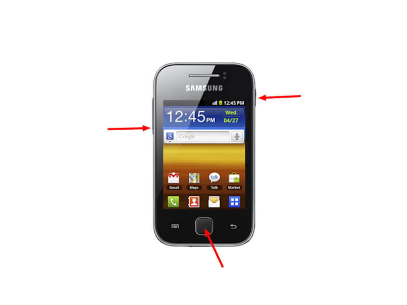 How to Flash Samsung Galaxy Young GT-S5360 using Odin