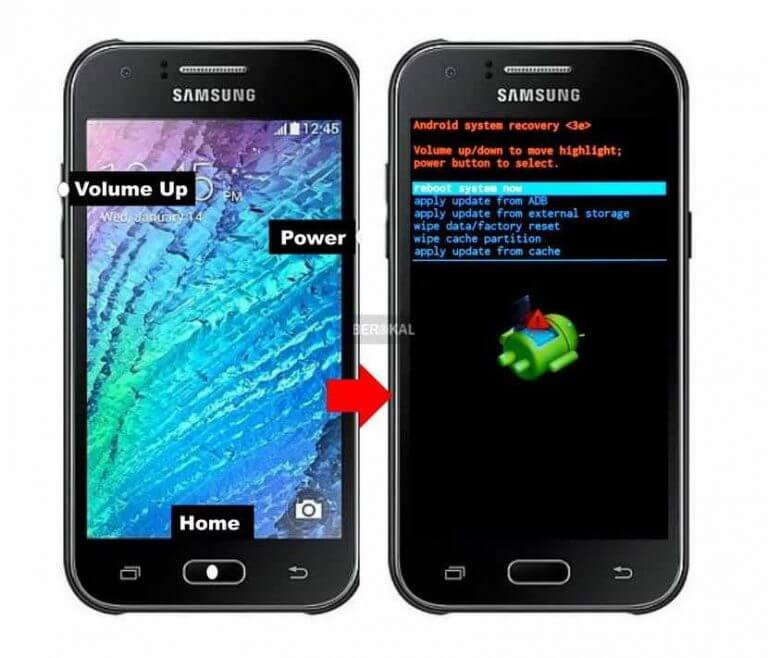 How to Flash Samsung J1 Ace SM-J110G without PC