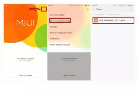 How to Flash Xiaomi Redmi 33S using Fastboot