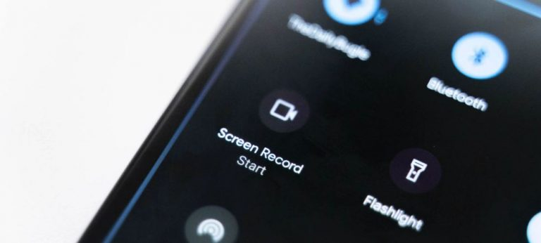 How to Record Android Phone Screen with Default Apps