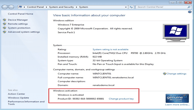 Method 3. Activating Windows 7 With KMS Pico