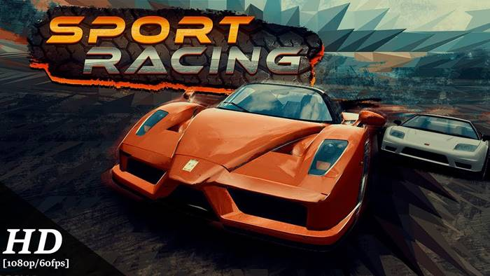 Android Offline Car Racing Game
