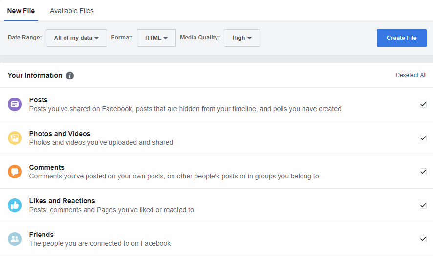 How to Delete Your Facebook Account Forever