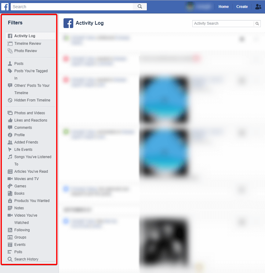 How to Delete Your Own Facebook Information