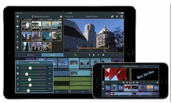 Best Video Editing Apps on iPhone and iPad