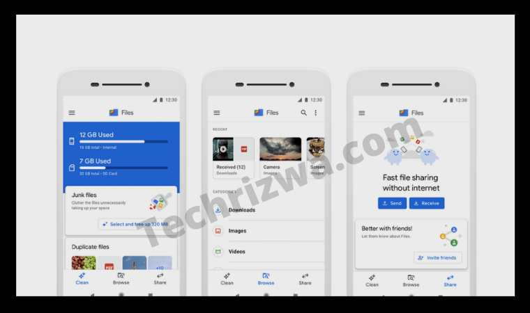 Google Files (Android)