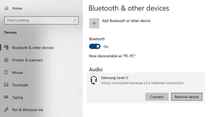 How to Fix Bluetooth Not Working on Windows 10 PCLaptop